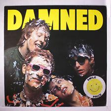 DAMNED: Damned, Damned, Damned LP (Germany, reissue, pale green vinyl, toc, sli