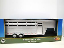 Big Country, 1:20 Scale Sundowner Trailer, 28' Rancher
