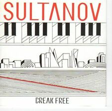 (EA753) Sultanov, Break Free - 2013 DJ CD