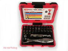 """KS-Tools 918.3010 1/4"""" TORSIONpower Bit-Box, 32-tlg."""