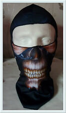 3D Skeleton Ghost Balaclava,Outdoor, Cycling, Motorcycle,Ski Hats,Windproof,UK