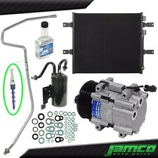 New AC Compressor Condenser Kit A/C for 06-09 Dodge Ram 2500 3500 5.9L Diesel