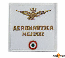 PATCH TOPPA AERONAUTICA MILITARE TERMOADESIVA cm 6 x 6