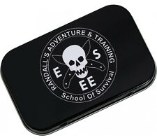 ESEE Knives Izula Gear Mini-Survival Kit Tin (Altoids-size) Emergency Container