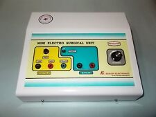 Professional Electrosurgical Unit Mini Electrosurgical Cautery Skin Surgery pcnt