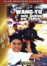 Wang Yu - sein Schlag war tödlich ( Shaw Brother's Martial Arts )- Yuen Woo-Ping