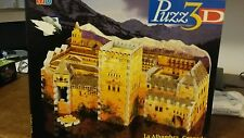 Puzz 3D.La Alhambra.254 pieces