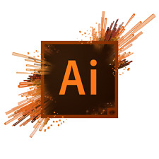Adobe ILLUSTRATOR 2017 CC MAC multilingue