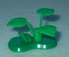 ANIMAL Lego Frog on LilyPad NEW Genuine Lego Toad Plant