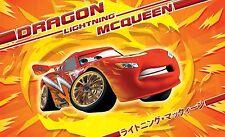 368x254cm Wall mural Wallpaper Dragon Lightning McQueen boys room decor