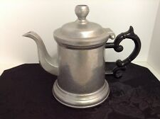 Vintage Medieval RWP Wilton Pewter Armetale Tea - Coffee Pot Pitcher