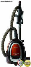 Bissell Vacuum Cleaner Bagless Canister Cleans Floors Carpets Cleaner Rubber Non
