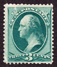 US 184 3c Washington Mint F-VF OG H SCV $90