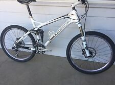 2009 Trek Fuel Ex 9.8 Carbon Fiber Mountain Bike Full Shimano XT Fox 120mm xtr