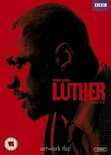 Luther Complete BBC TV Series Seasons 1 2 3 [6 Disc]DVD Box Set Collection