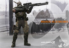 1/6 Scale Briareos Hecatonchires Appleseed Alpha MMS269 Series Hot Toys