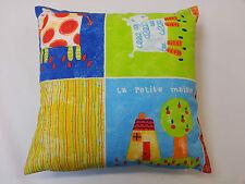 """""""la Petite Maison"""" Colorato Bambini Cuscino 40 cm x 40 cm"""