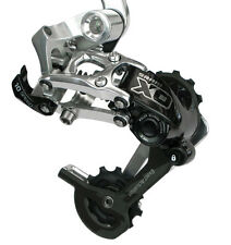 SRAM X0 X.0 Type 2 10 Speed MTB Rear Derailleur Short Cage Silver/Carbon XO