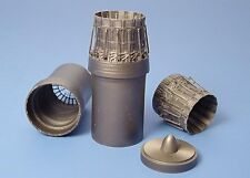 Aires 1/48  F-15E Exhaust Nozzles for Hasegawa or Revell kit # 4115
