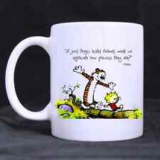 Calvin and Hobbes Quotes If Good Things Lasted Forever Mug Cup Tea Mug 11 Oz