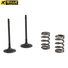 New PROX Steel LTR 450 06-11 Intake Inlet Valves/Springs Motocross