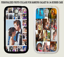 Personalized Photo Collage CUSTOM IMAGE PICTURE CASE COVER FOR Samsung Galaxy S5