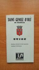 SAINT-GENIEZ-D'OLT EN ROUERGUE guide bureau d'accueil et de tourisme sy