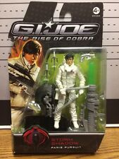 GI Joe The Rise of Cobra Storm Shadow Paris Pursuit