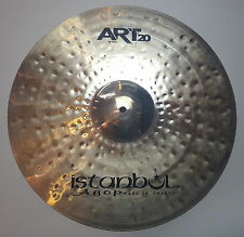 "Istanbul Agop Art 20 Series 20"" Ride Becken Cymbal Piatto Platillo Cymbale"