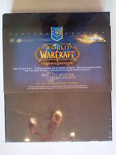 WoW World of Warcraft Trading Card Games THE ALLIANCE Lim. Edition - In Box