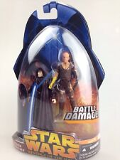 Star wars revenge of the sith-Hasbro cardées figure #50 anakin battle damage