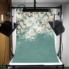 3x5FT Indoor Floral Flower Wall Backdrop Photography Backgrounds Studio Props