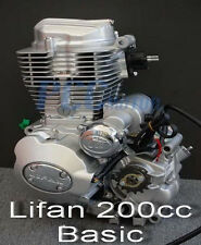 LIFAN 200CC 5 SPD ENGINE MOTOR MOTORCYCLE DIRT BIKE ATV P EN25-BASIC