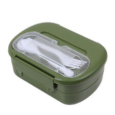 Rothco Plastic 5 Piece Cadet Camping Hiking Army Military Mess Kit Tins Set NEW