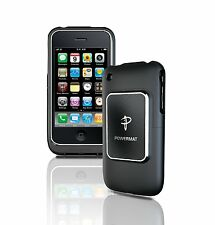 Powermat Wireless de carga Cargador Receptor Para Iphone 3g 3gs Nuevo