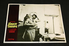 1968 Shock Troops Lobby Card 68/248 #3 Harry Saltzman (C-7)