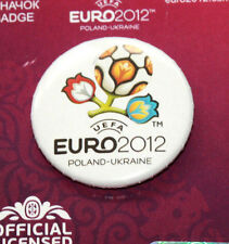 UEFA EURO 2012 POLAND-UKRAINE FOOTBALL SOCCER PIN BADGE UKRAINE