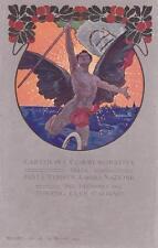 A7956) MILANO 1905, FESTA TURISTICA DELLA NAZIONE, TOURING CLUB ITALIANO.