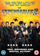 THE EXPENDABLES 3 DVD - NEW / SEALED DVD - UK STOCK