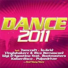 Dance 2011 (#zyx82415) Tomcraft, Real Booty Babes, gabry Ponte, Picco.. [2 CD]