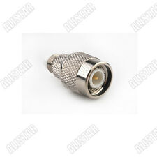 10x TNC Plug male to FME Jack female connector Coax adapter