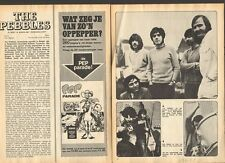 PEBBLES 1970 Magazine PEP The DUTCH Pebbles NEDERPOP