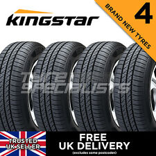 4x NEW 155 70 13 KINGSTAR ROADFIT SK70 75T (4 TYRES) 155/70R13 (MADE BY HANKOOK)