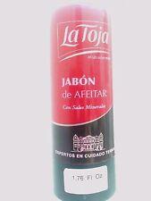 LA TOJA JABON DE AFEITAR  SHAVING STICK SOAP 1.76 FL.OZ