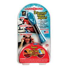 Laser 3 Second Quick Rapid Fix UV Light Repair Tool Glue Liquid Plastic