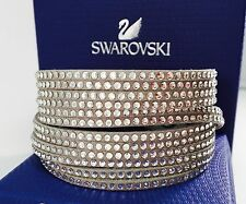 Swarovski Bracelet Slake Grey 36/38 cm Adjustable ref 5181989 New Boxed