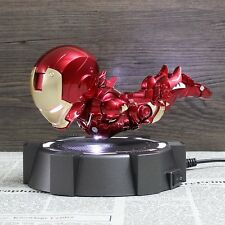 Crazy Toys Magnetic Floating Iron Man MK III  New