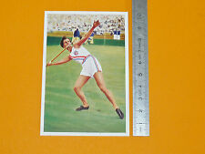 "BERLIN 1936 JEUX OLYMPIQUES MILDRED ""BEBE"" DIDRIKSON USA JAVELOT OLYMPIC GAMES"