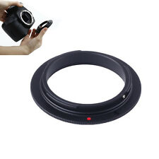 52mm Macro Reverse Adapter Ring For Canon EOS EF Mount 7D 5D Mark II III 6D 70D