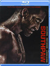 Southpaw (Blu-ray) Rachel McAdams 50 Cent Jake Gyllenhaal Forest Whitaker MINT